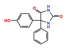 5-(4-Hydroxyphenyl)-5-phenylhydantoin