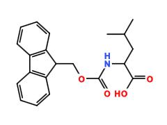 N-FMOC-DL-Leucine