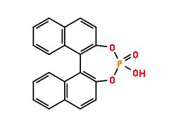 1,1'-binaphthyl-2,2'-diylhydrogenphosphate