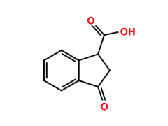 3-oxo-1-Indancarboxylicacid
