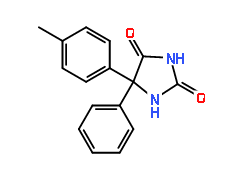 5-(p-Methylphenyl)-5-phenylhydantoin